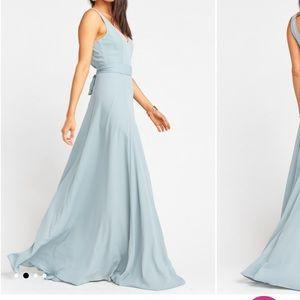 Show me your Mumu Jenn bridesmaid dress size small